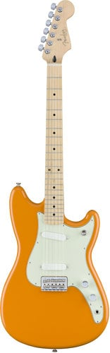 Fender DUO-SONIC-MN Duo-Sonic Electric Guitar with Duo-Sonic Single-Coil Pickups DUO-SONIC-MN