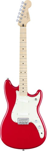 Fender Duo-Sonic Electric Guitar with Duo-Sonic Single-Coil Pickups DUO-SONIC-MN