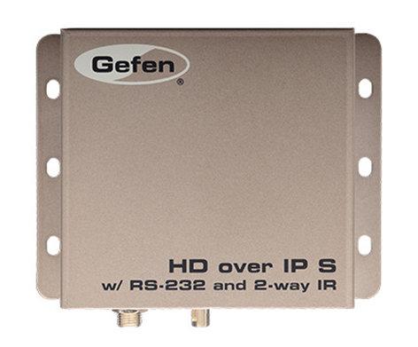 Gefen Inc EXT-HD2IRS-LAN-TX HDMI / RS-232 / 2-Way IR Over IP / LAN Sender EXT-HD2IRS-LAN-TX