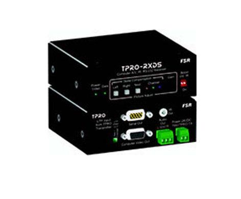 FSR, Inc TPRO-RXDS TwisterPro™ UTP VGA Receiver TPRO-RXDS