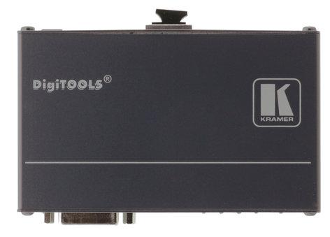 Kramer 671R DVI Over Fiber Optic Receiver 671R