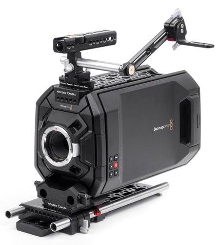 Wooden Camera Blackmagic URSA Accessory Kit (Pro, 15mm Studio) Professional Camera Support Package for Blackmagic URSA WC-195000