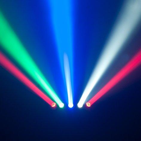 ADJ PENTA PIX 5x15W RGBW Beam Effect LED Fixture with Collimator Lens PENTA-PIX