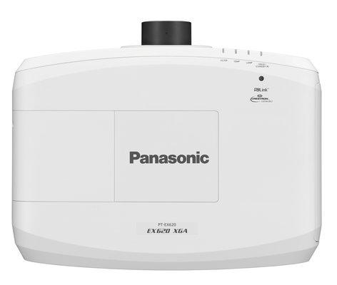 Panasonic PTEX620LU  6200lm XGA LCD Projector with No Lens PTEX620LU