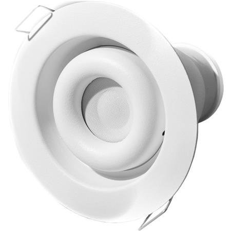 K-Array KT2CW Compact 2-Inch Ceiling Speaker, White KT2CW