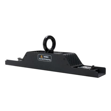 ADJ AV3-RB1 Single Panel Rigging Bar for AV3 AV3-RB1