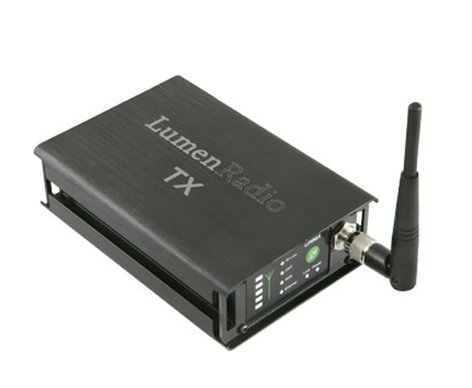 LumenRadio LRINDTX1CRMX  CRMX Nova Single Universe DMX Transmitter  LRINDTX1CRMX