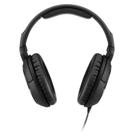 Sennheiser HD 200 PRO Studio Headphones, Closed, Over-ear HD200-PRO