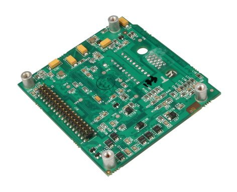 QSC WP-000411-01  PCB Assembly for DSP-4 WP-000411-01