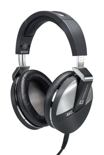 Ultrasone Performance 860 Performance Series Headphone, Closed Back with Case PERF-860