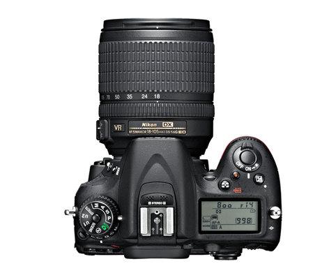 Nikon D7100 18-105mm VR Lens Kit HDSLR Camera Package with Included Lens 1515