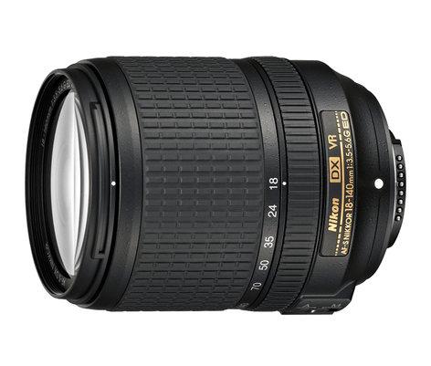 Nikon D7100 Two Lens Kit 13293 D7100 HDSLR Camera with 18-140mm and 55-300mm Lenses Ki 13293