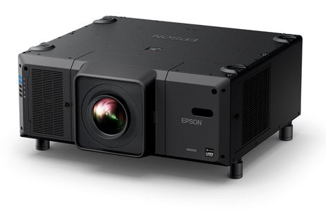 Epson PRO L25000UNL 25000 Lumen WUXGA 3LCD Laser Projector with 4K Enhancement - Body Only PRO-L25000UNL