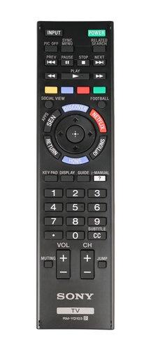 Sony 149276721  Remote Control for KDL48W600B 149276721