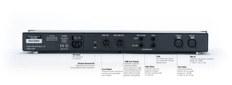 Rupert Neve Designs Shelford Channel Transformer Gain Mic Pre, Inductor EQ, Diode Bridge Compressor SHELFORD-CHANNEL