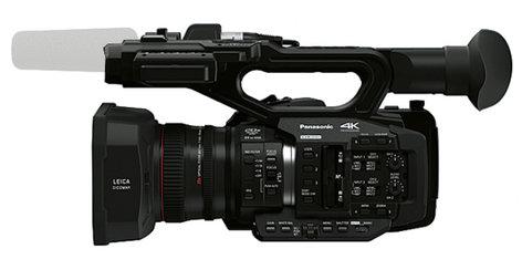 Panasonic AGUX180PJ 4k 60p Camcorder with 20x Zoom Lens AGUX180PJ