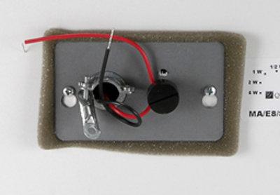 """Quam MA/E8/S2/T8  Sound masking speaker assembly, 8"""", 4W - 70V  MA/E8/S2/T8"""