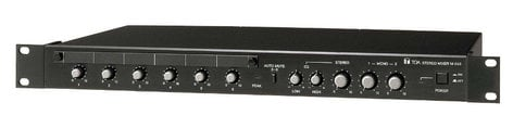 TOA M-243 6-Ch Stereo Mixer M243