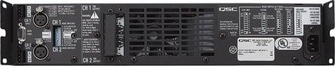 QSC CX1202V 2-Channel Powered Amplifier, 800W, 70V Output CX1202V