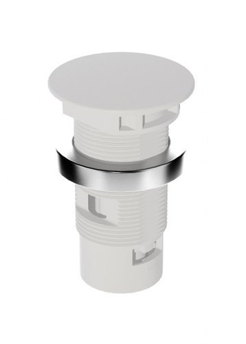 Beyerdynamic GMS-32 w Shock-Mounted Installation Holder with Lid for Classis Microphones, 3-pin XLR, White GMS-32 WHT