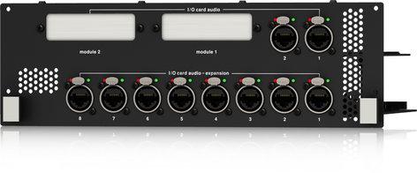 Midas NEUTRON-NB  Dual Network Bridge Expansion Module with 10 Port AES50 Interface for NEUTRON Audio System Engine NEUTRON-NB