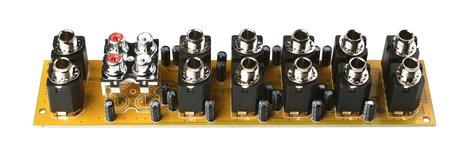 Behringer Q05-AAQ04-00103  Aux PCB Assembly for X32 Q05-AAQ04-00103