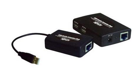 Tripp Lite U224-4R4-R USB 4Port Remote Hub over Cat5 U224-4R4-R
