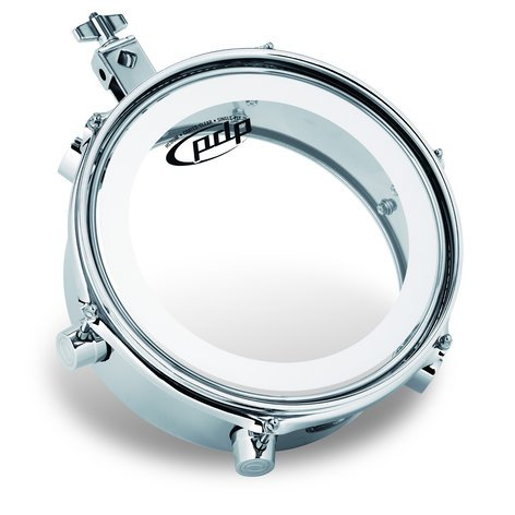 Pacific Drums PDMT410  Mini Timbale 4x10 Chrome  PDMT410