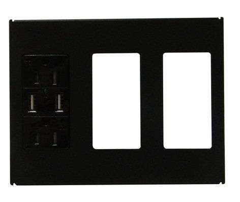Altinex SP1104SC  Face-Plate, AC Power and Charging USB for CNK200/CNK200S SP1104SC
