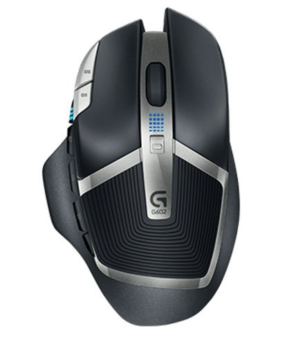 Logitech G602 Wireless Gaming Mouse with 11 Programmable Buttons and 250 Hour Battery Life G602