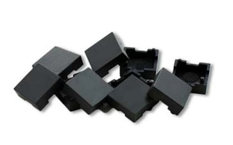 PI Engineering, Inc. XK-A-556-R 10-Pack of Key Blockers for XK Series XK-A-556-R