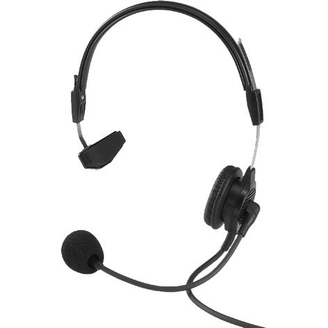 Telex PH-88R Single-sided Lightweight Headset, A4M Connector PH88R