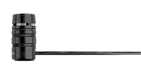 Shure WL185 Cardioid Lavalier Condenser Microphone with TA4F Connector WL185