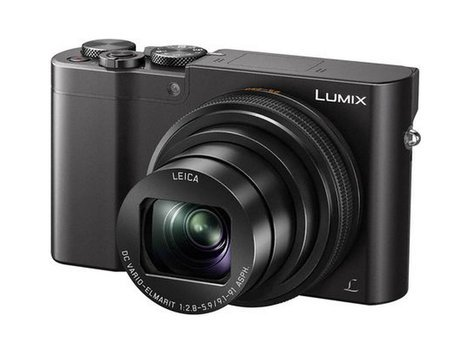 Panasonic DMC-ZS100  LUMIX 4K Digital Camera with 20MP Sensor, 25-250mm F/2.8-5.9 DMC-ZS100
