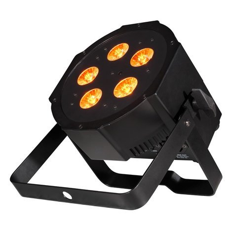 ADJ Mega QA Go AC and Battery-Powered RGBA Par56 LED MEGA-QA-GO