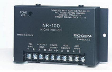 Bogen Communications NR100 Night Ringer Module NR100