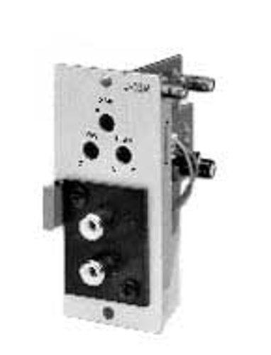 TOA U03R Unbalanced Line Input Module with High/Low Cut Filters U03R