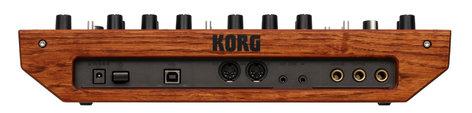 Korg monologue Monophonic Analog Synthesizer MONOLOGUE