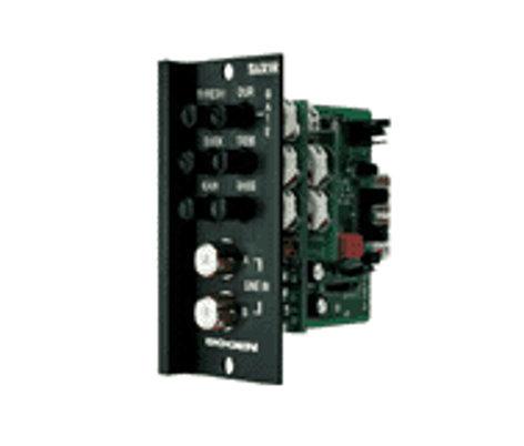 Bogen Communications SAX1R Unbalanced Stereo Input Module, RCA SAX1R