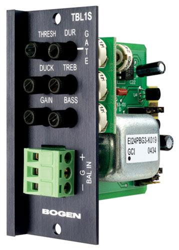 Bogen Communications TBL1S Input Module Transformer Balanced TBL1S
