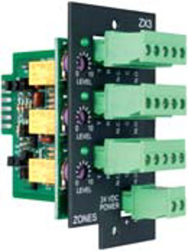 Bogen Communications ZX3 3-Zone Expansion Module for UTI312 ZX3
