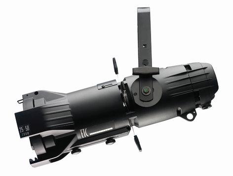 ETC/Elec Theatre Controls 42550J-DIM-A  Black S4 Jr 25°-50° with Dimmer and Edison Connection 42550J-DIM-A