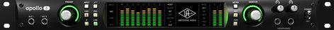 Universal Audio Apollo 8 QUAD 18 x 24 Thunderbolt Audio Interface with QUAD Processing APOLLO-8-QUAD