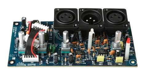 Samson 8-CR000632  Input PCB Assembly for Live! 612 8-CR000632