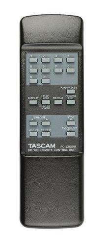 Teac E01565500B Remote Control for CD-200 E01565500B