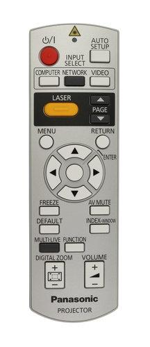 Panasonic N2QAYB000311 Remote Control for PTF300U N2QAYB000311