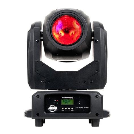 ADJ VIZI-BEAM-RXONE  Beam Fixture with 21° Effect, Gobo & Color Wheels VIZI-BEAM-RXONE