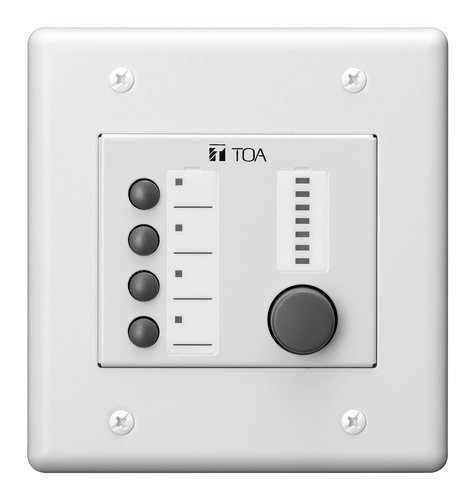 TOA ZM9003 Remote Switch Panel ZM9003