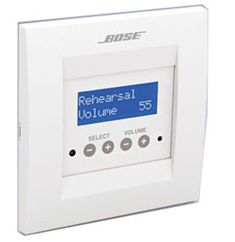 Bose ControlSpace CC-16 4-Button Zone Controller with LCD Screen CC-16