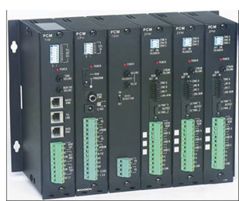 Bogen Communications Pcmcpu Central Processing Unit for PCM2000 Zone Paging System PCMCPU